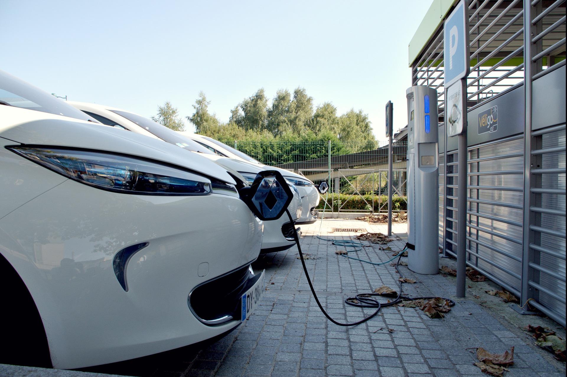Eid Électrique - Bornes de chargement voitures électriques